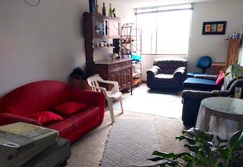 Apartamento en venta en Barrio Chapinero 61m²