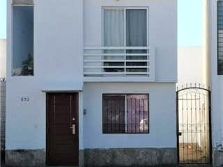 Casa en venta en Tesistan 106m² con Jardín...