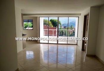Apartamento En Venta - Sector Rosales, Belen, Tres Alcobas