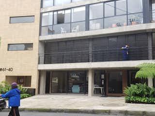 Apartaestudio tipo loft en Chapinero Alto en venta