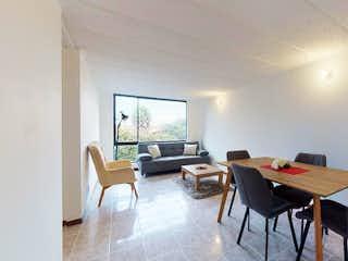 Apartamento en venta en Los álamos de 3 alcobas