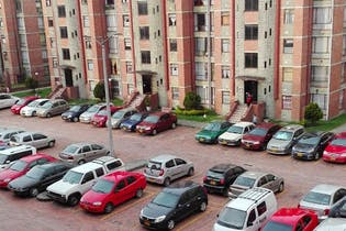 Apartamento en venta en Bochica de 3 habitaciones
