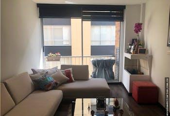 Apartamento en Santa Barbara Oriental, Santa Barbara - 82mt, dos alcobas, balcon