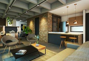 Awa Living, Apartamentos en venta en Suramérica con 64m²