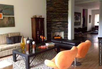 Apartamento en venta, La Carolina-Usaquen, cuenta con 3 habitaciones.