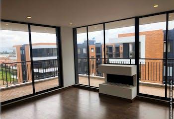 Apartamento en Canelón, en Cajicá, 3 habitaciones- 135m2.