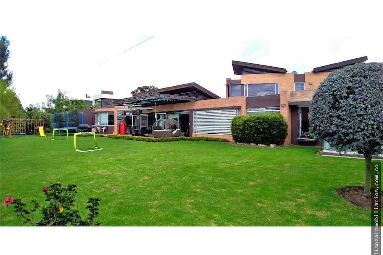 Casa Campestre 4h Cbs Zona Verde Amplia Terraza Con Espacio Para Bbq