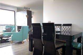 Apartamento en venta, Usaquen-Bogotá, cuenta con 2 habitaciones.