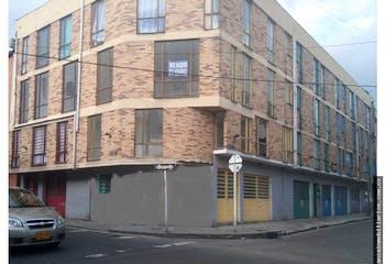 Venta de apartamento en Tunjuelito, Dos Alcobas