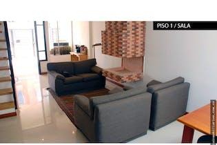 Casa en venta en Casco Urbano Cajicá de 120m²