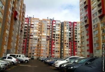 Apartamento en venta, Suba-Tuna Baja, cuenta con 3 habitaciones.