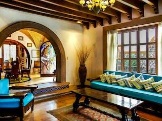 Hermosa casa en Insurgentes San Borja
