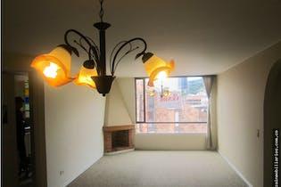 Apartamento en venta en Caobos Salazar, 110m²