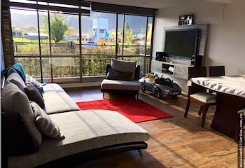 Apartamento en venta en Casco Urbano Cajicá de 99m²