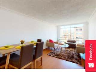 Apartamento en venta en Casablanca Suba, 79mt