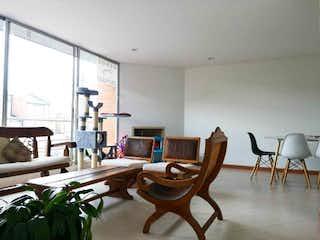 Apartamento en venta en Dardanelo, 107mt con balcon