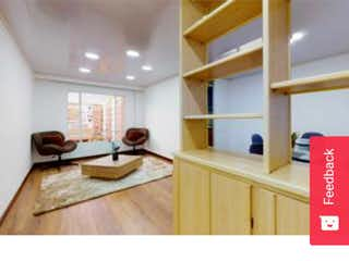 Apartamento en venta en La Felicidad, 59mt