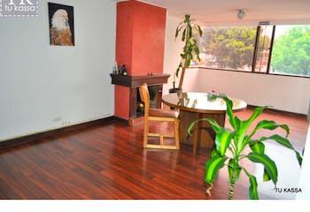 Apartamento en , Estoril - Suba, cuenta con 2 habitaciones.