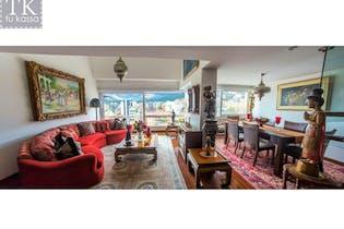 Apartamento penthouse en El Nogal-Bogotá, cuenta con 3 habitaciones.