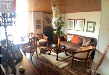 Apartamento en Venta, en Cedritos-Usaquen, cuenta con 3 habitaciones.