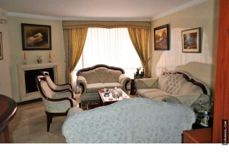 Portada Apartamento duplex en venta, Usaquen-San Patricio, cuenta con 3 habitaciones.