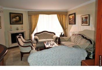 Apartamento duplex en venta, Usaquen-San Patricio, cuenta con 3 habitaciones.