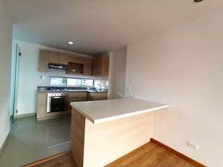 Apartamento en venta en El Esmeraldal de 64m² con Bbq...