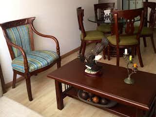 Apartamento en venta en Corferias de 52m² con Jardín...