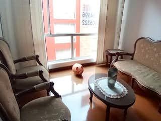 Apartamento en venta en La Felicidad 79m² con Jardín...