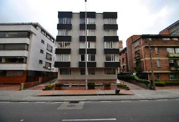Apartamento En Venta En Bogota Chico, Una Alcoba