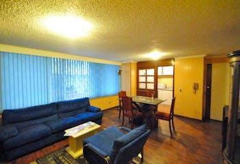 Apartamento en venta en Chicó Reservado con acceso a Solarium