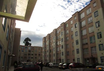 Apartamento En Venta En Bogota Suba, cuenta con 3 habitaciones.