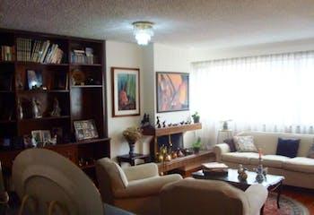 Apartamento en venta, Bogota-Santa Barbara, cuenta con 3 habitaciones.
