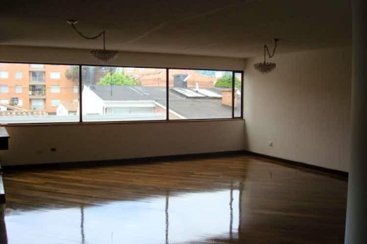 Portada Apartamento en venta, Bogotá-Usaquen, cuenta con 3 habitaciones.