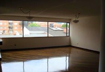 Apartamento en venta, Bogotá-Usaquen, cuenta con 3 habitaciones.
