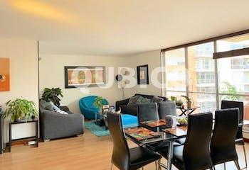 Apartamento En Venta En Bogota Lagos De Córdoba, cuenta con 3 habitaciones.
