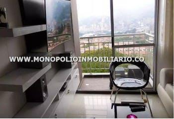 Apartamento En Venta - Sector La Ferreria, La Estrella, Tres Alcobas Con Closet Cada Una