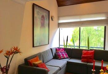 Apartamento En Venta En Bogota Chico Reservado, cuenta con 3 habitaciones.