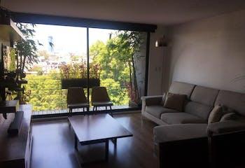Departamento en venta en Narvarte Poniente con balcón