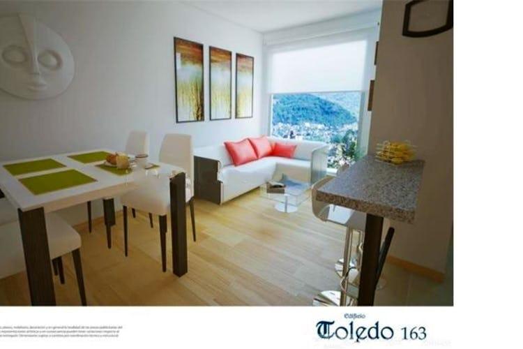 Portada Vivienda nueva, Proyecto Ed Toledo 163, Apartamentos nuevos en venta en San Cristóbal con 1-3 hab.