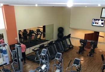 HERMOSO GARDEN HOUSE GYM ACABOS 100%