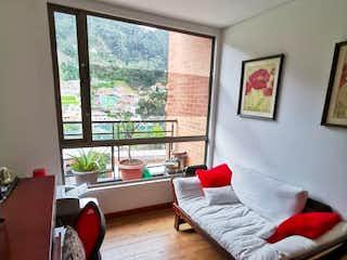 Apartamento exterior con balcón en Chapinero Alto