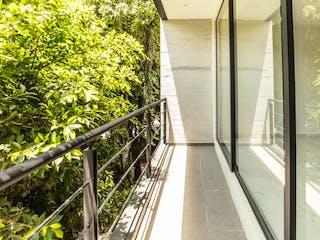 Exclusivo conjunto 4 deptos, balcón, uno por piso.