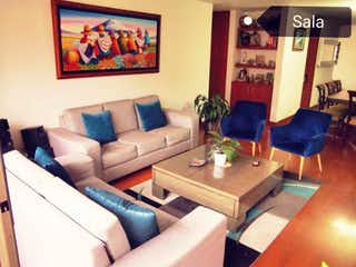 Apartamento en venta en Bella Suiza, 132mt con balcon