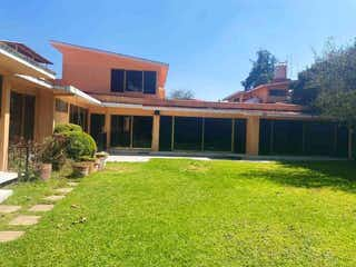 Casa en venta en Jardines Del Pedregal De San ángel de 605m² con Jardín...