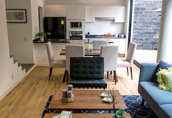 Casa en venta en Nuevo Madin de tres recamaras
