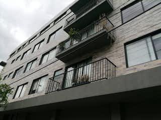 Departamento en venta - Roma Sur Cuauhtemoc ,51.43m2
