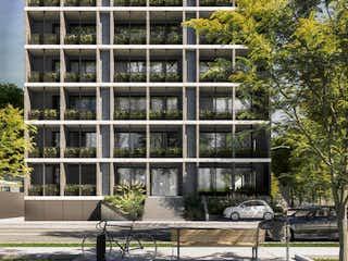 Departamento en venta torre Soho Park elite , Italia Providencia 1a Secc