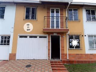 Casa en venta en La Cruz de 64m²