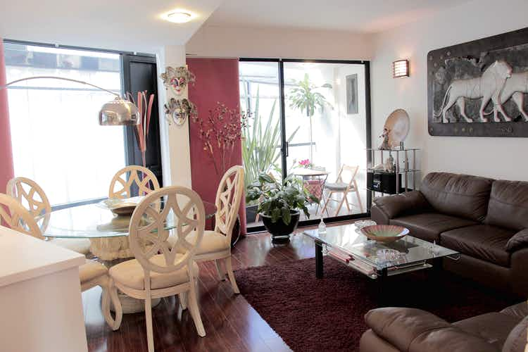 Portada Departamento en venta en Condesa 117 m²